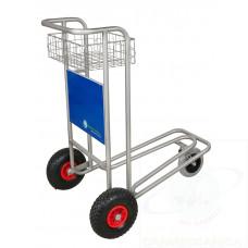 Porta Bagagli per villaggi con ruote Pneumatiche