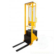 Sollevatore arganello contrappesato  frizione arresto automatico incorporata, portata Kg. 140