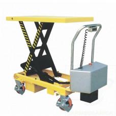 Piattaforma carrellata elettrica 450 Kg con rulliera