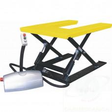 Piattaforma U - per uso con pallet e bancali