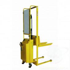 Sollevatore manuale con alzata elettrica