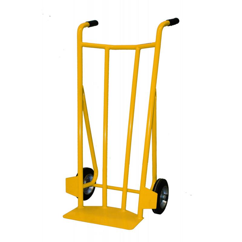 ART022 - Corrieri spalla curva ruote gomma piena carmeccanica