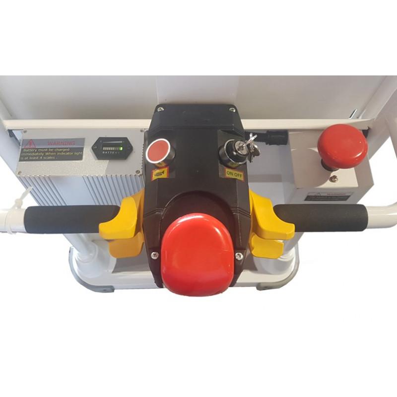 Pulsantiera carrello elettrico