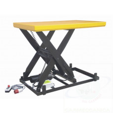 Power scissor lift table 500 kg